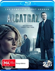 Alcatraz - Season 1 | Blu-ray