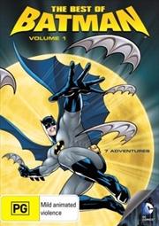 Best Of Batman - Vol 1 | DVD