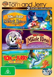 Tom and Jerry Tales | Triple Pack
