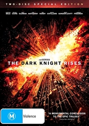 Dark Knight Rises - Special Edition, The