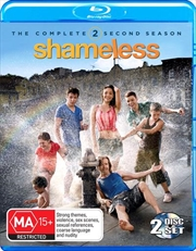 Shameless - Season 2 | Blu-ray