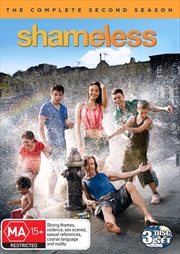 Shameless - Season 2 | DVD