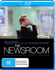 Newsroom - Season 1, The