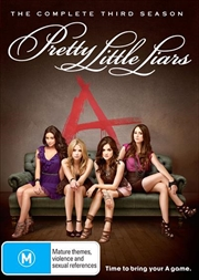 Pretty Little Liars - Season 3 | DVD