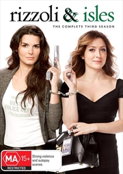 Rizzoli and Isles - Season 3
