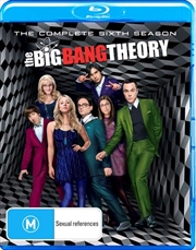 Big Bang Theory - Season 6, The