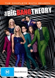 Big Bang Theory - Season 6, The | DVD