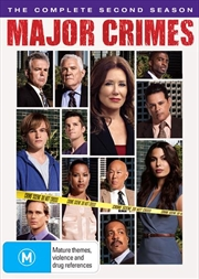 Major Crimes - Season 2 | DVD