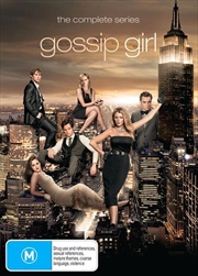 Gossip Girl - The Complete Series | Boxset | DVD