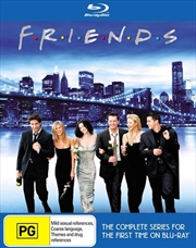 Friends - The Complete Series - 20th Anniversary Special Edition | Blu-ray