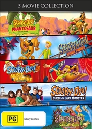 Scooby Doo - Pack 1 (PG)