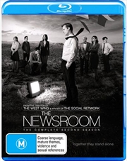 Newsroom - Season 2, The