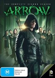 Arrow - Season 2 | DVD