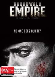 Boardwalk Empire - Season 5 | DVD