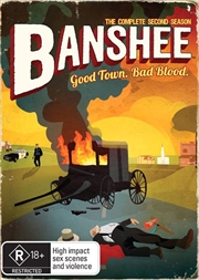 Banshee - Season 2 | DVD