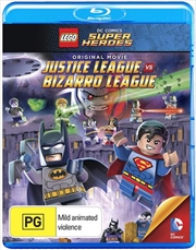 LEGO - Batman Justice League Vs Bizarro League