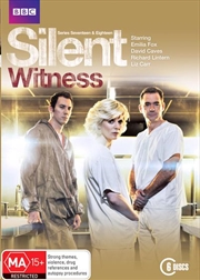 Silent Witness - Series 17-18