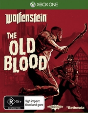 Wolfenstein The Old Blood | XBox One