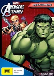 Avengers Assemble - Destroyers | DVD