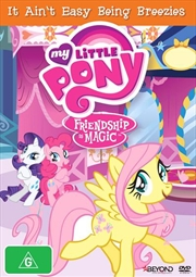 My Little Pony - Friendship Is Magic - It Ain't Easy Being Breezies | DVD