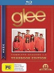 Glee; S1-3