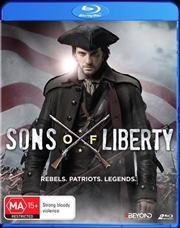 Sons Of Liberty | Blu-ray
