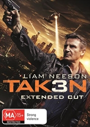 Taken 3 | DVD
