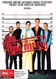 Usual Suspects, The | DVD