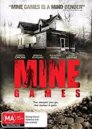 Mine Games | DVD