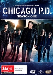 Chicago P.D. - Season 1 | DVD