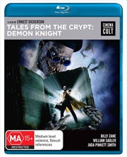 Tales From The Crypt - Demon Knight | Blu-ray