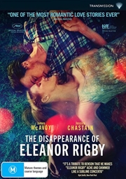 Disappearance Of Eleanor Rigby, The | DVD