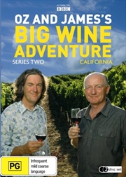 Oz And James's Big Wine Adventure: Series 2