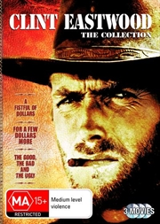 Man With No Name Trilogy, The | DVD