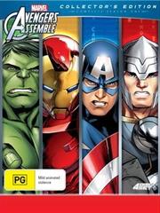 Avengers Assemble - S1 Collector's Set   DVD