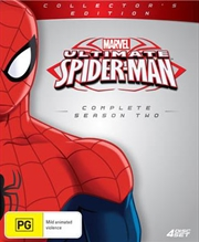 Ultimate Spider-Man; S2 Collector's Set | DVD