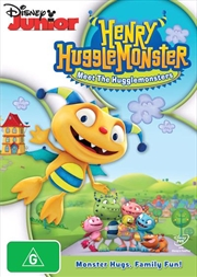Henry Hugglemonster - Meet The Hugglemonsters | DVD