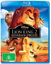 Lion King 2 - Simba's Pride , The | Blu-ray