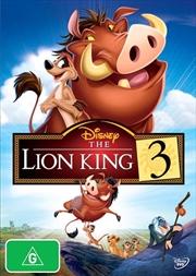 Lion King 3 - Hakuna Matata, The | DVD