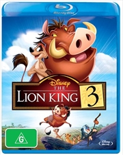 Lion King 3 - Hakuna Matata | Blu-ray