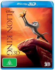 Lion King, The | Blu-ray 3D