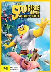 Spongebob Movie - Sponge Out Of Water, The