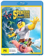Spongebob Movie - Sponge Out Of Water, The | Blu-ray