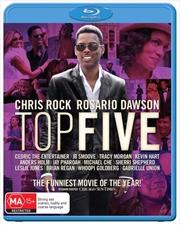 Top Five | Blu-ray