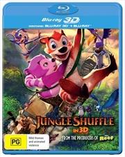 Jungle Shuffle | Blu-ray