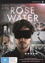 Rosewater | DVD