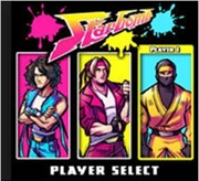 Player Select | CD