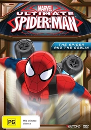 Ultimate Spider-Man - The Spider And The Goblin | DVD