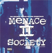Menace Ii Society | CD