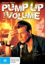 Pump Up the Volume | DVD